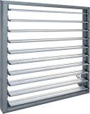 Окно подачи воздуха с электроприводом выбросов парниковых газов