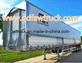 apertura Van Trailer del ala de la aleación de aluminio de 12 - del 14.6M