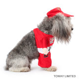Costume Sports Car F1 Dog Cosplay Vêtements Vêtements pour animaux de compagnie