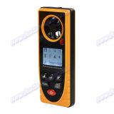 Anémomètre multifonction, vitesse de l'air, compteur de vitesse du vent, thermomètre, anémogramme, pression atmosphérique, altitude, éclairage Be8910