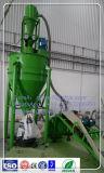 Pneumatico residuo automatico che ricicla riga alla polvere di gomma