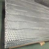 Âme en nid d'abeilles en aluminium d'utilisation d'ascenseur (HR675)