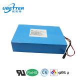 batteria del pacchetto LiFePO4 della batteria di ione di litio di 24V 2000mAh 18650 per il E-Veicolo