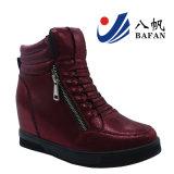 2017 новый PU цвета вскользь ботинок 4 женщин способа для женщин или Ladybf1701147