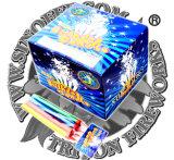 Suministros velas de cumpleaños de los fuegos artificiales de fuegos artificiales fiesta de cumpleaños