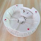 Runder drehbarer Plastikkuchen-Halter