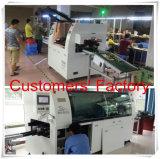 Máquina de solda da mini onda econômica do PWB para a produção eficiente