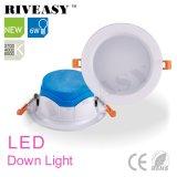 Nuevo producto 6W azul LED Downlight con Ce&RoHS