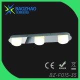 Überzug-Chrom, vollständige Reihe SMD LED Badezimmer-Licht, Metal+Glass