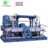 compresor de gas de la dislocación 5500nm3/H para la gasolinera