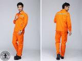 Uniforme del Workwear de la fábrica para los trabajadores chaqueta y pantalones