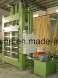 Machine de moulage en bois/en plastique de produits de meubles