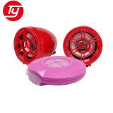 Allarme chiaro istantaneo MP3 del motociclo di funzione delle cellule del telefono di colloquio del telefono di Bluetooth di 7 colori