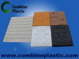 Placa de espuma de PVC impermeável como painel de parede Decoração da placa traseira