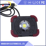 Alto uso amplio LED recargable portable Worklight de la intensidad de luz