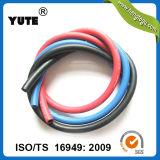 Produit chaud bleu et rouge de l'air en caoutchouc flexible du compresseur
