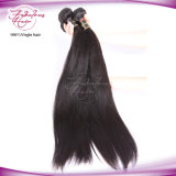Cabelo humano de Remy da cor natural do Weave do cabelo do Virgin do Mongolian de 100%