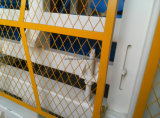 Bloco concreto automático do tijolo de Qt12-15D que dá forma à máquina