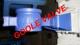 Tipo V-Port Ball Valve Wafer elétrica