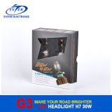 Фара 6000k CREE СИД автомобиля СИД светлая 30W 3000lm H7 H1 H3 9005 (HB3)