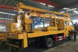 Dongfeng 20mの4X2空気のプラットホームオーバーヘッド働くトラック20メートルの