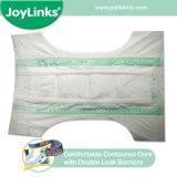 Baby-Sorgfalt perforiertes nichtgewebtes Topsheet Tuch wie Deckel-intelligente Baby-Windel