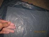 모자이크 뒤 설치 증강을%s 6각형 폴리에스테 직물