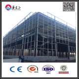 Les projets de construction de construction métalliques Structure en acier fabriqué