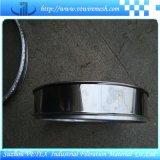 Tamiz estándar inoxidable de la prueba del acero 316L