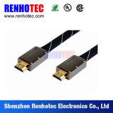 Alta velocidade com cabo do Ethernet 14pin HDMI