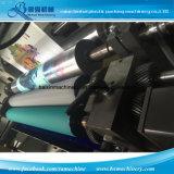 Agua y jugo líquidos de la carga de la impresora de Flexo del bolso