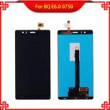 Bq E6.0 0750スクリーンLCDのための携帯電話LCD