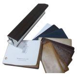 Película exterior do PVC da garantia do uso da grão de madeira