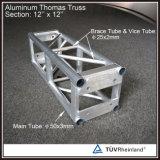 Aluminiumkasten-Binder-Thomas-Binder für Hindernis-Kurs