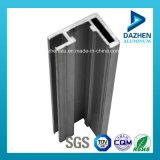 Perfil de alumínio do gabinete de cozinha da alta qualidade do preço de fábrica com anodizado