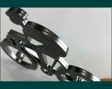 Hoja de metal 500W Láser de corte con láser Fuente Ipg
