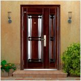 جيّدة تصميم ضعف ورقة أمن فولاذ أبواب, [موثر&سن] [دوور.]