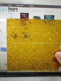 3mm-8mm Verre à motifs chinois avec couleur Clear / Gris / Bronze / Jaune / Rouge / Bleu (CP-FP)