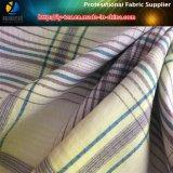 의복 (YD1165)를 위한 폴리에스테 또는 나일론에 의하여 혼합되는 털실에 의하여 염색되는 자카드 직물 검사 직물