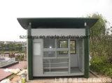 Casa de protetor aberta do projeto do quarto da caixa de sentinela 1 de aço para a venda