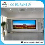 Mur visuel d'intérieur polychrome de HD P2.5 pour annoncer l'étalage