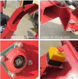 Desfibradora Chipper de Madera de 15HP ATV Trituradora de Madera Gasolina