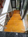 工場直接販売法ステンレス鋼の純木階段