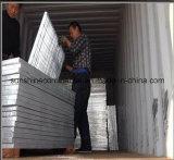 Prolongación del andén galvanizada fábrica que suela la plataforma ligera de la prolongación del andén