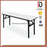 Nouveau rectangle Salon Table de la Conférence de pliage en PVC (BR-T169)