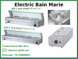 Baño maría eléctrico al por mayor del acero inoxidable del equipo de la cocina del acero inoxidable de la alta calidad
