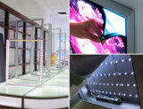 Frameless Fabric LED Light Box pour le centre commercial Publicité
