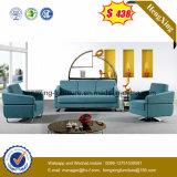 3+2+1 Wohnzimmer-Möbel Moder ledernes Sofa (HX-CS090)