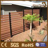 WPC jardín enrejado Valla con Composite Material Madera