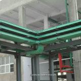 Bandeja de cable del canal de FRP/Fiberglass C